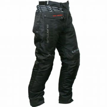 Duchinni Quantum Waterproof Motorcycle Motorbike Textile Trousers Pants Jeans